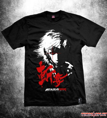 Timecosplay Metal Gear Solid5 Snake MGS5 Tee Shirts