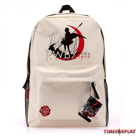 RWBY Red Trailer Ruby Rose Backpack School Bag
