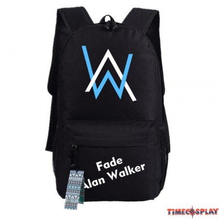 Alan Walker Faded Backpack School Bag
