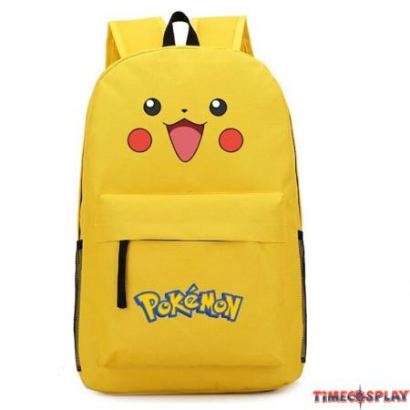 Timecosplay Anime Pokemon Pikachu Backpack Cosplay School Bag