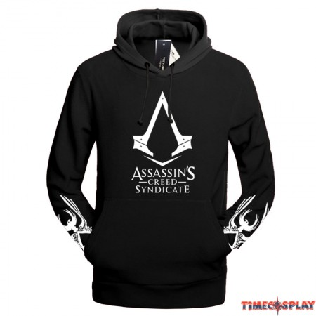 Assassin's Creed SYNDICATE Logo Hoodies
