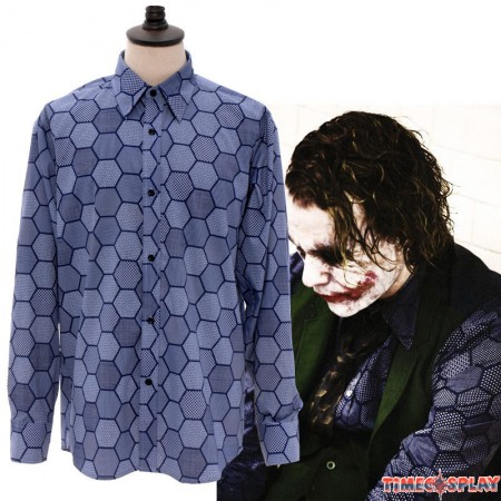Batman The Dark Knight Joker Cosplay Shirt
