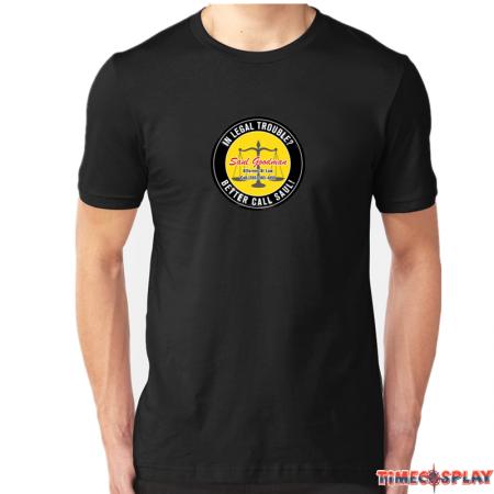 Better Call Saul Icon Tee Shirt Discount T-Shirt