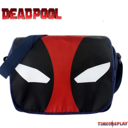 Deadpool Face Shoulder Bag Messenger Bag