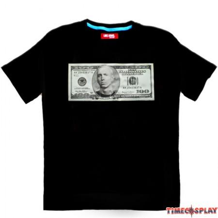 EMINEM  MONEY GOD Hip-Hop Style Tee Shirt T-shirt