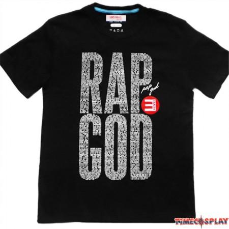 Eminem Rap God Tee Shirt T-shirt