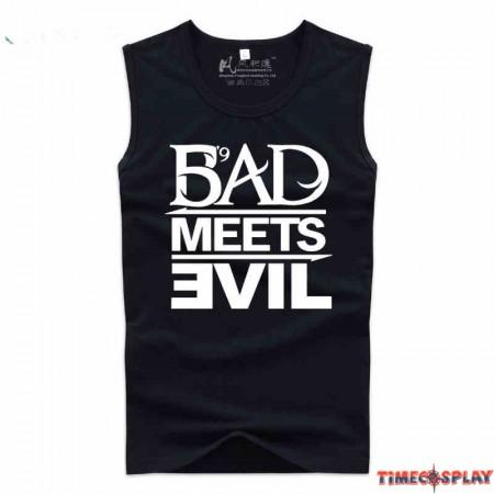 Eminem Sleeveless Tee Shirt T-shirt