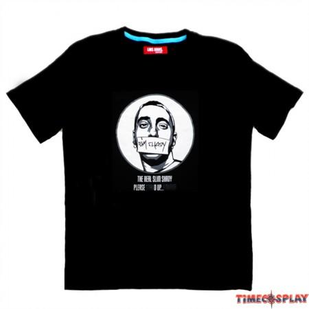 EMINEM X SLIM SHADY Hip-Hop Style Tee Shirt T-shirt