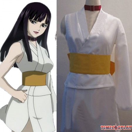 Fairy Tail Ultear Milkovich White Dress Cosplay Costume
