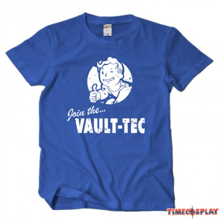 Fallout 4  Join The Vault Tec T-Shirt