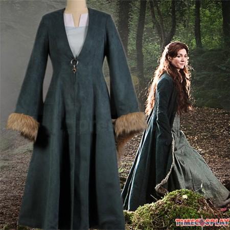 Game of Thrones Catelyn Stark Dress Costume