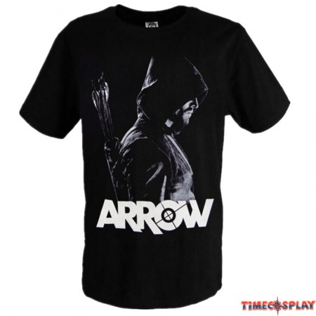Green Arrow Men Short Sleevse T-shirt