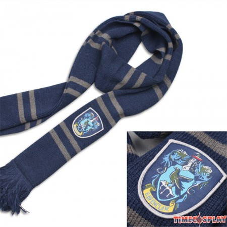 Harry Potter Ravenclaw Wool Scarf