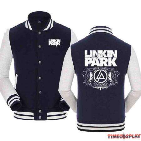 Linkin Park Logo Baseball Jackets