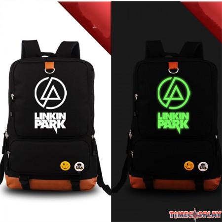 Linkin Park Luminous Canvas Backpack
