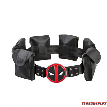 Marvel Deadpool Wade Wilson Cosplay Belt