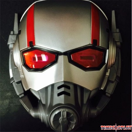 Marvel Superhero  Ant Man Kids Children Light Up Copslya Halloween Mask Helmet