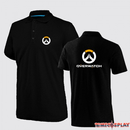 Overwatch Game Men's Polo Shirt