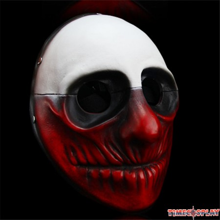 PAYDAY 2 Wolf Cosplay Halloween Mask Collection