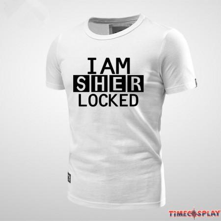 Sherlock Holmes I Am Sherlocked Hoodie T-Shirt
