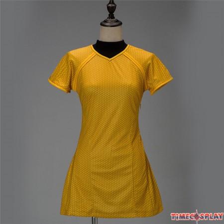 Star Trek Into Darkness Command Gold Dress Uniform Costume
