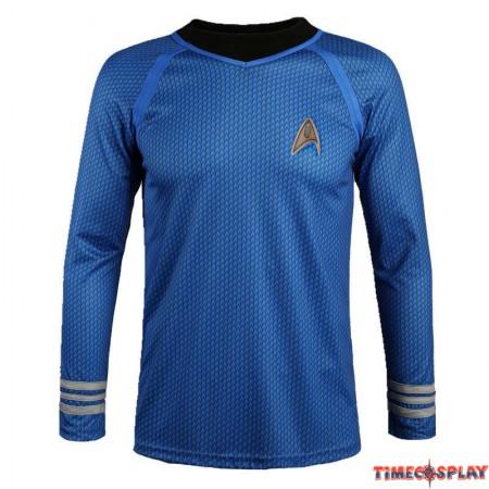 Star Trek Into Darkness Spock Uniform Cosplay Costumes