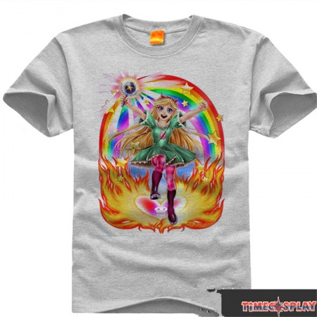 Star vs the Forces of Evil Princess Star Butterfly Tee Shirt