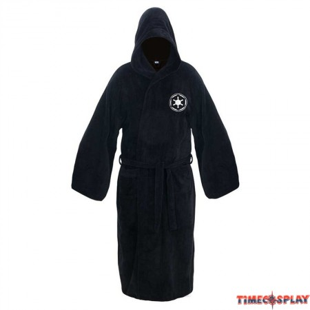Star Wars Galactic Empire Darth Vader Robe Bathrobe