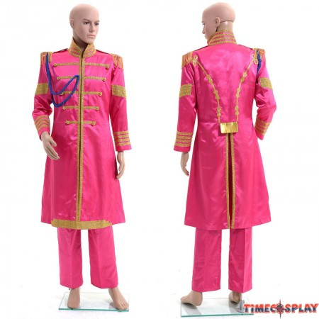 The Beatles Sgt. Pepper's Lonely Hearts Club Band Ringo Starr Cosplay Costume