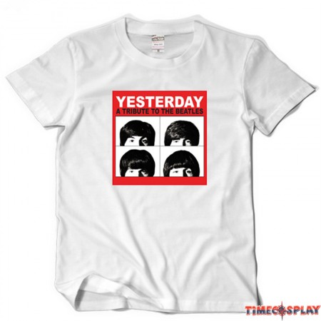 The Beatles Yesterday Rock T-shirt