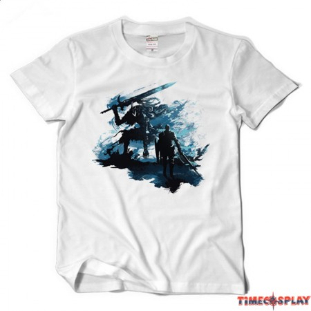 Timecosplay Dark Souls 3 ARTORIAS Short Sleeve Tee Shirts