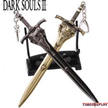 Timecosplay Dark Souls Artorias Sword Weapon Metal Keychain