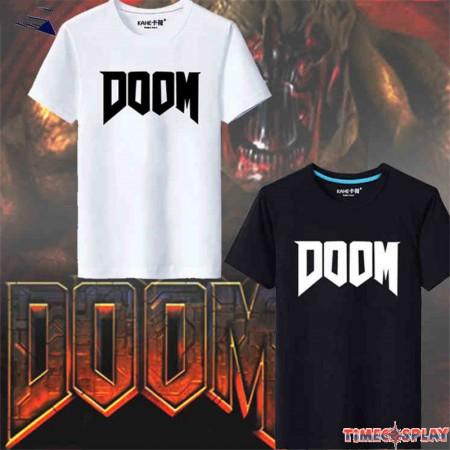 Timecosplay Doom image Short Sleeve T-Shirts