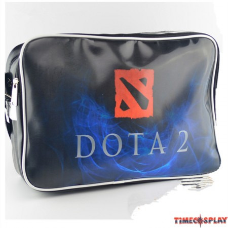 Timecosplay Dota2  PU Shoulder Bag Messenger Bag