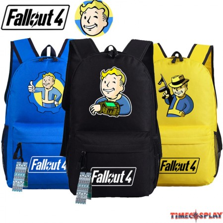 Timecosplay Fallout4 Pipboy School bag Backpack