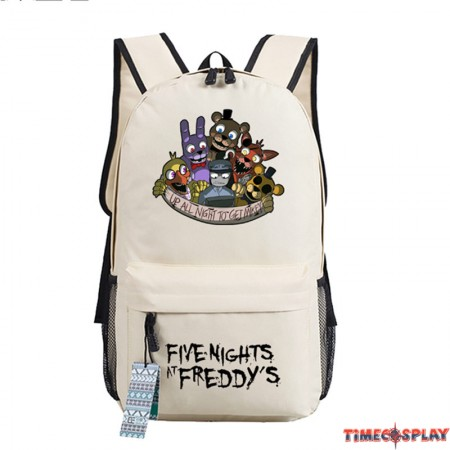 Timecosplay Five Nights at Freddys Family Schoolbag Backpack