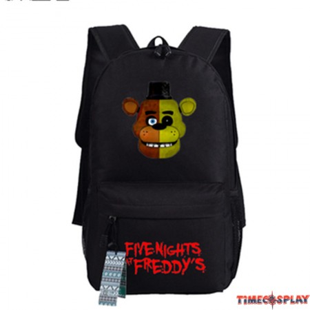 Timecosplay Five Nights at Freddys images Schoolbag Backpack