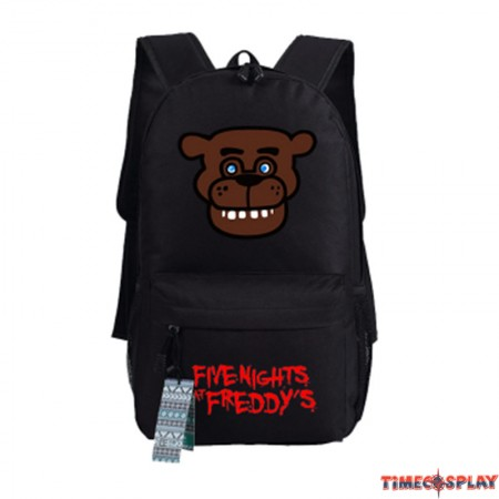 Timecosplay Five Nights at Freddys ToyFreddy images Schoolbag Backpack