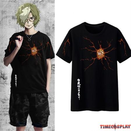 Timecosplay Kabaneri Of The Iron Fortress Ikoma Men Cosplay Tee Shirt