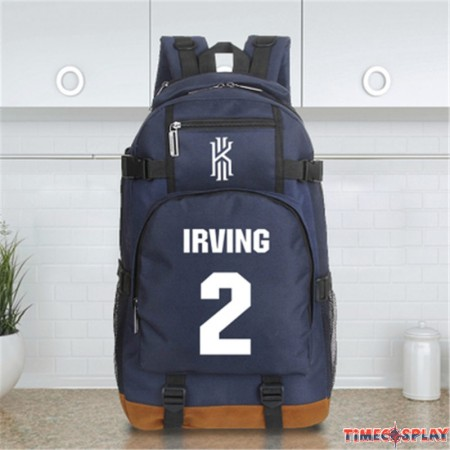 Cleveland Cavaliers Kyrie Irving Backpack School Bag