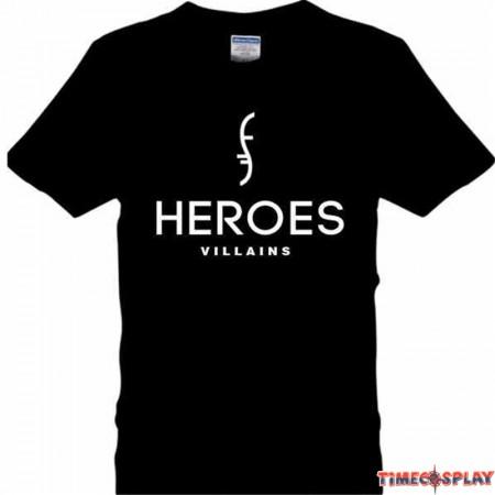 Timecosplay NBC TV Show HEROES Men Tee Shirt