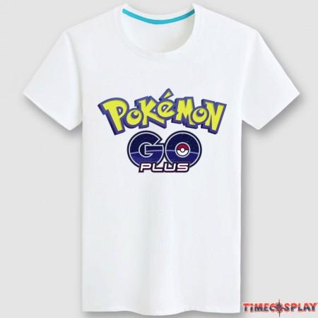 Timecosplay Pokemon Go Icon Men Tee Shirt
