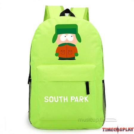 Timecosplay South Park Backpack Kyle Broflovski Shoulders Bag Schoolbag