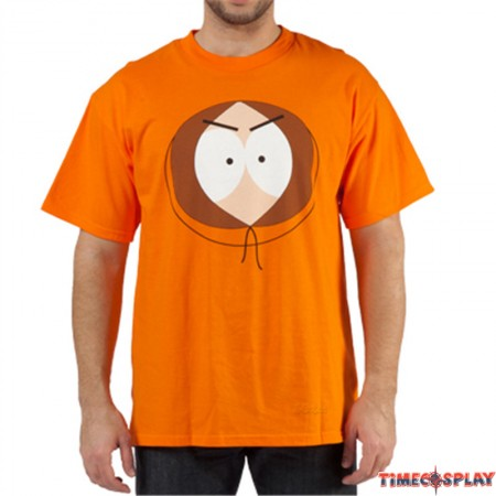Timecosplay South Park Kenny McCormick Short Sleeve Tee Shirts