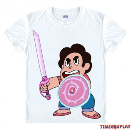 Timecosplay Steven Quartz Universe iImage T-Shirts