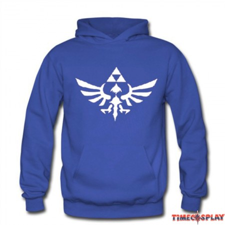 TimeCosplay The Legend Of Zelda Men Pullover Hoodie