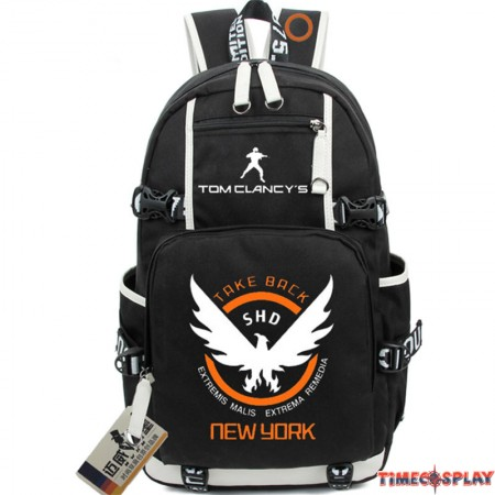 Tom Clancy's The Division  Backpack Schoolbag