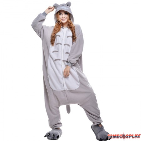 Totoro Onesie Kigurumi Pajama For Adults