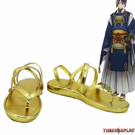 Touken Ranbu Online Mikazuki Munechika CosplayBoots Boot Shoes Shoe