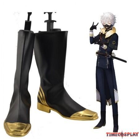 Touken Ranbu Online Nakigitsune CosplayBoots Boot Shoes Shoe